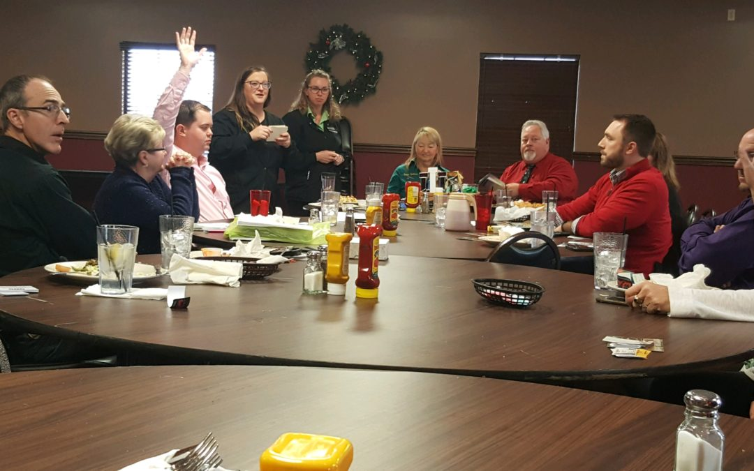 The New Haven Chamber networking group starts up again