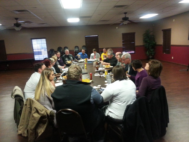 New Haven Chamber Networking Group