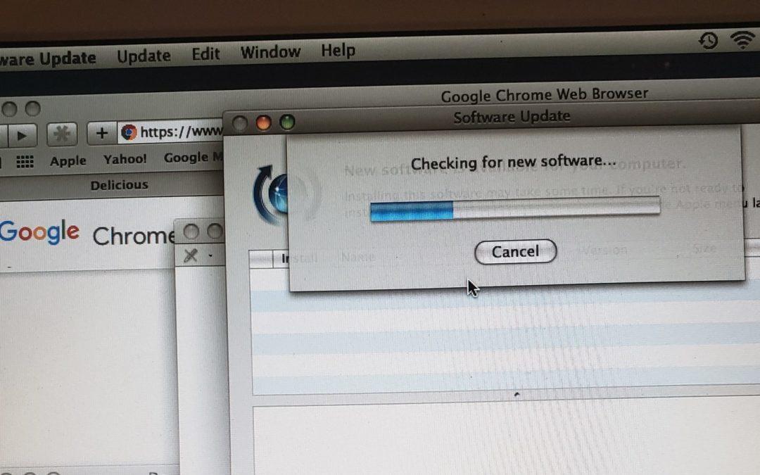 My Apple iBook G4. Fort Wayne computer Repair blog
