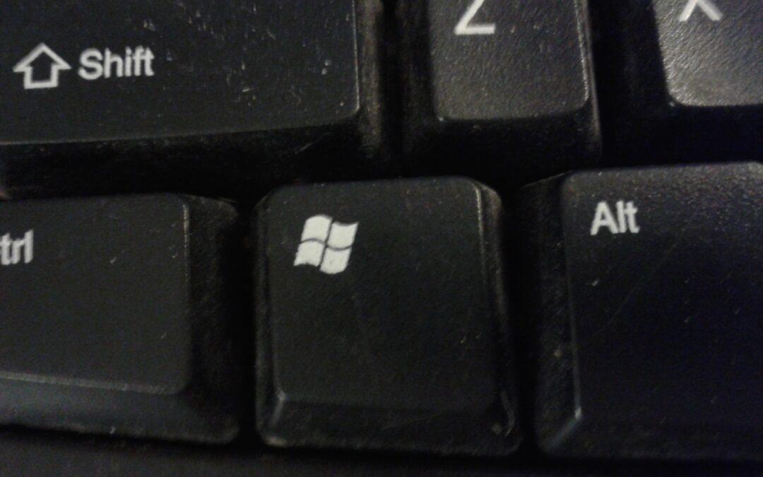 Linux Mint's start button. Fort Wayne Computer Repair